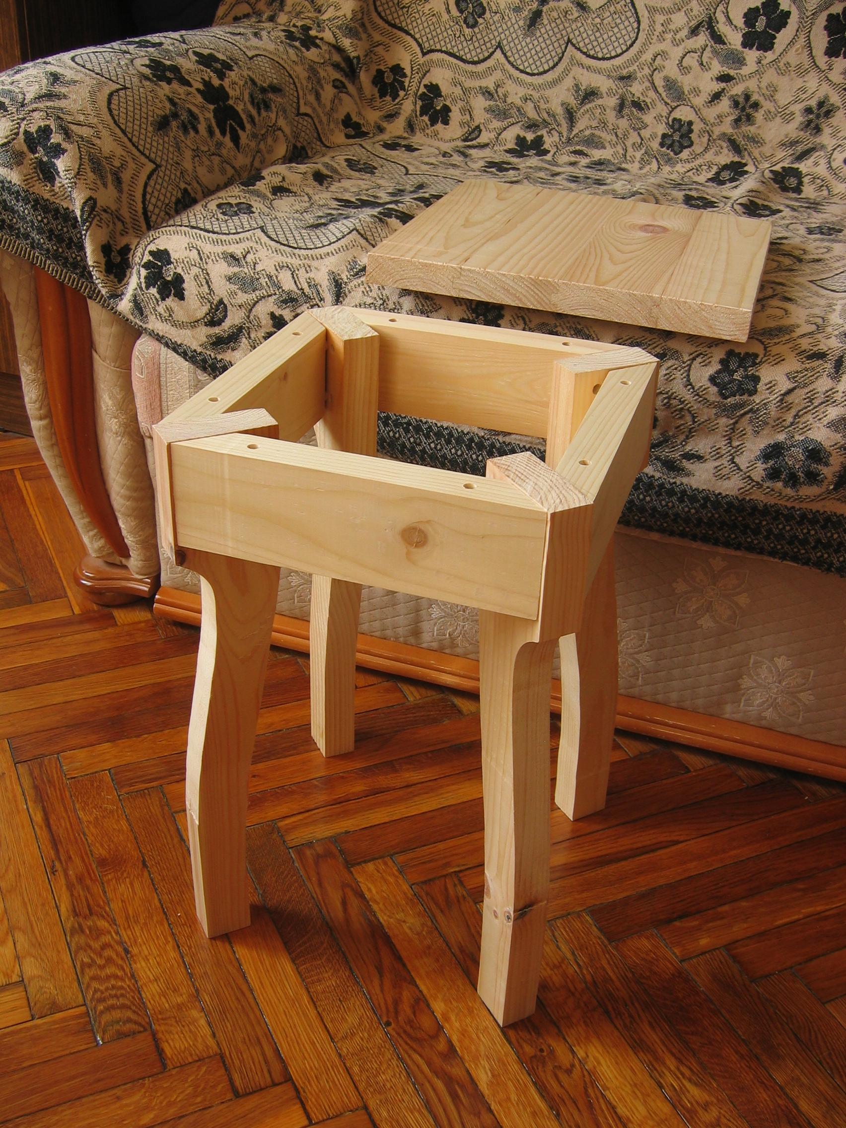 Кухонное кресло своими руками