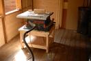 красивые столы: самодельный стол для циркулярки.