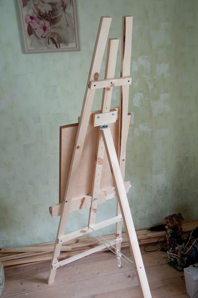Настольный мольберт для рисования 93